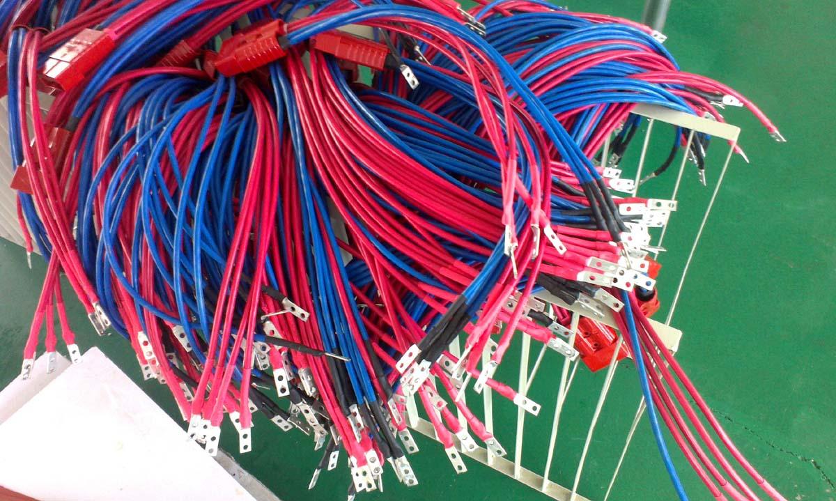 电缆线加工